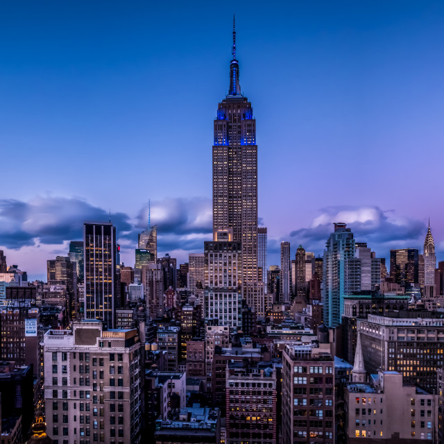 """New York City Baby"" stock image"