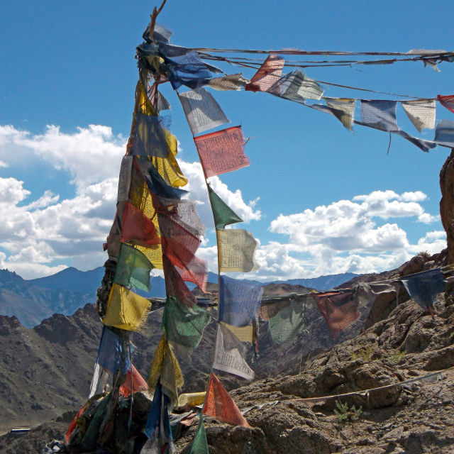 """Ladakh 2"" stock image"
