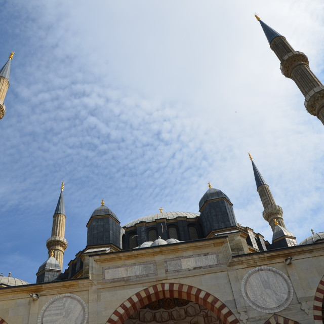 """Selimiye Mosque"" stock image"