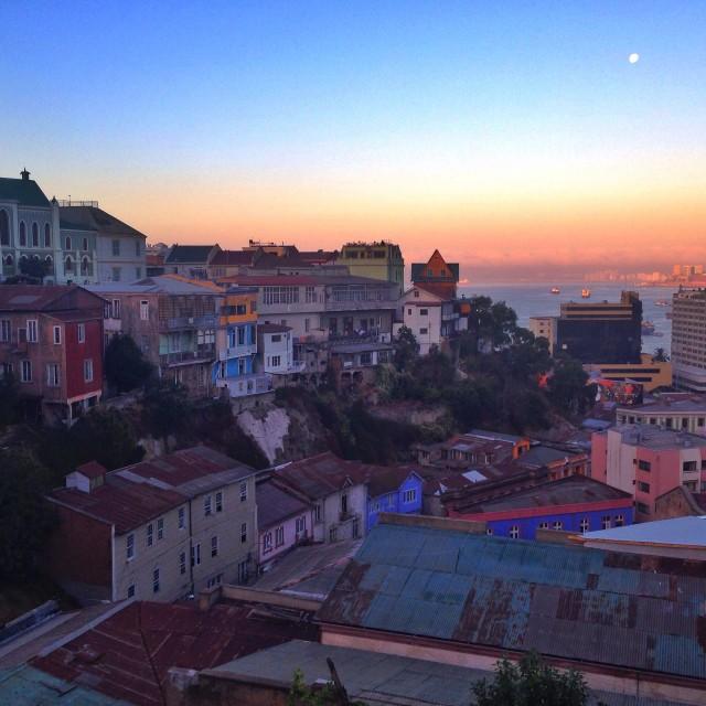 """Valparaiso, Chile"" stock image"