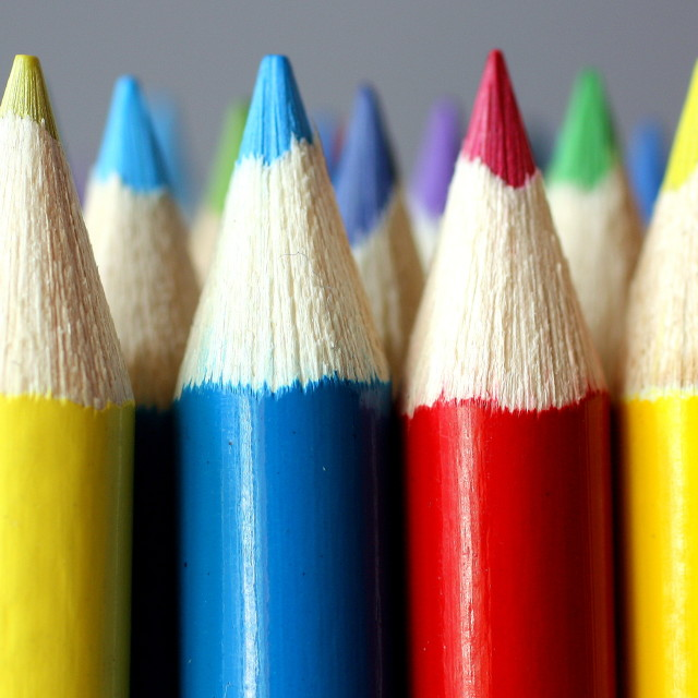 """Pencil Points"" stock image"