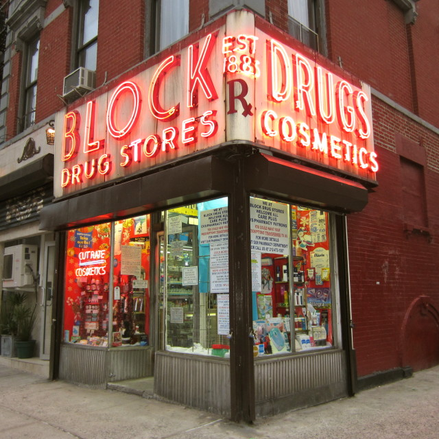 """Block drugs"" stock image"