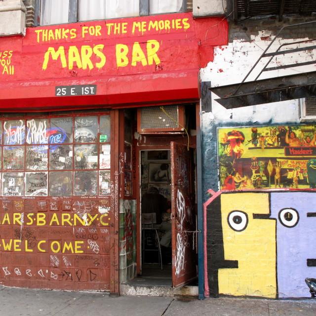 """mars bar"" stock image"