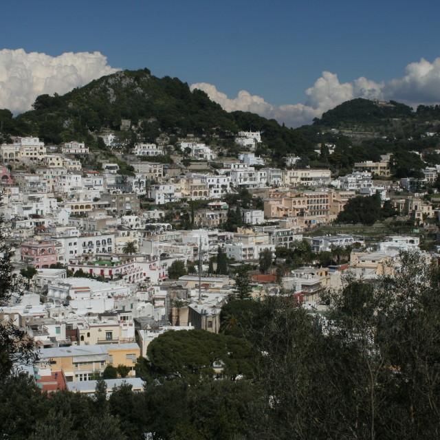 """Capri"" stock image"