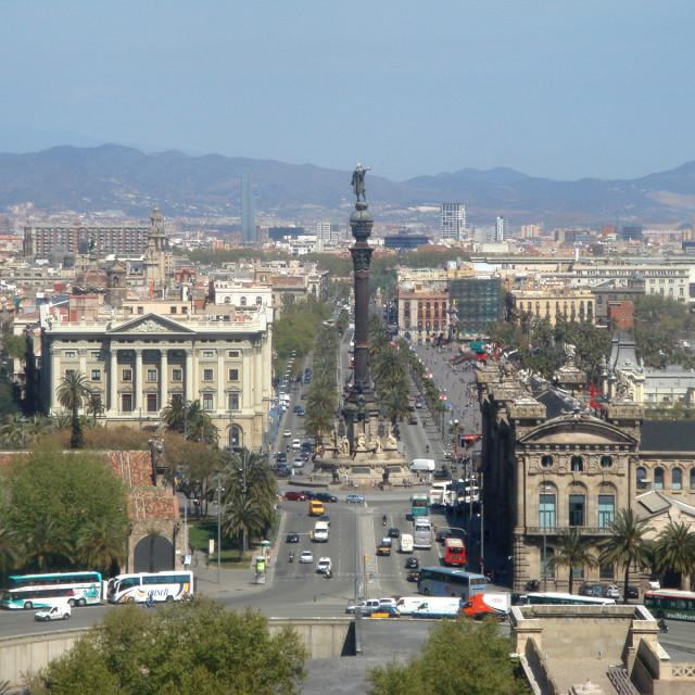 """""""Barcelona"""" stock image"""