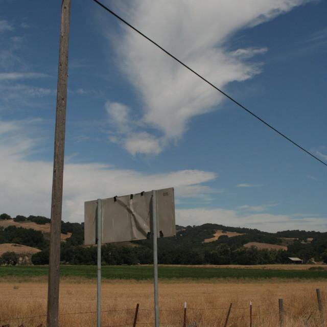 """Big Sur"" stock image"