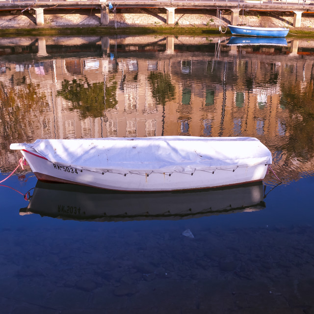 """barge"" stock image"