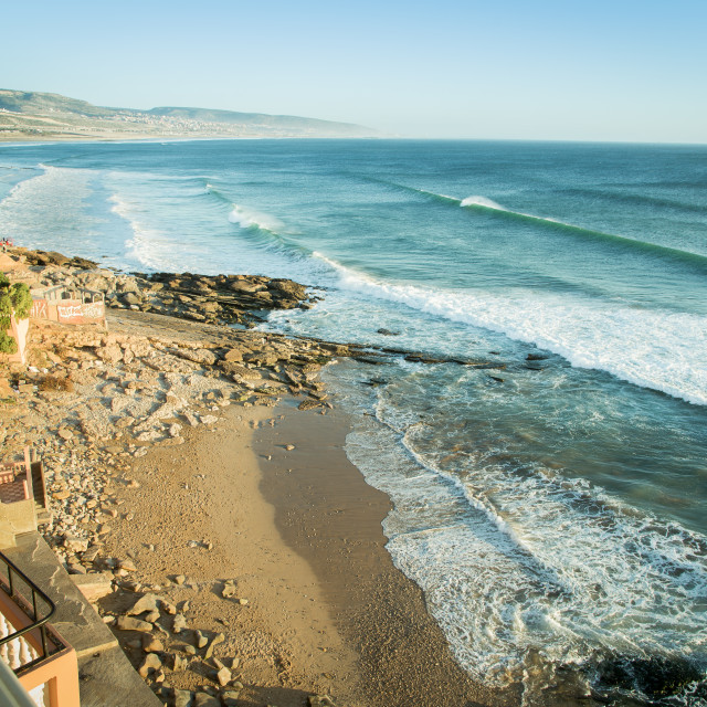"""Taghazout Surf"" stock image"