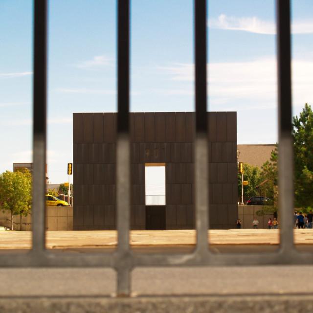 """Captive Memorial"" stock image"