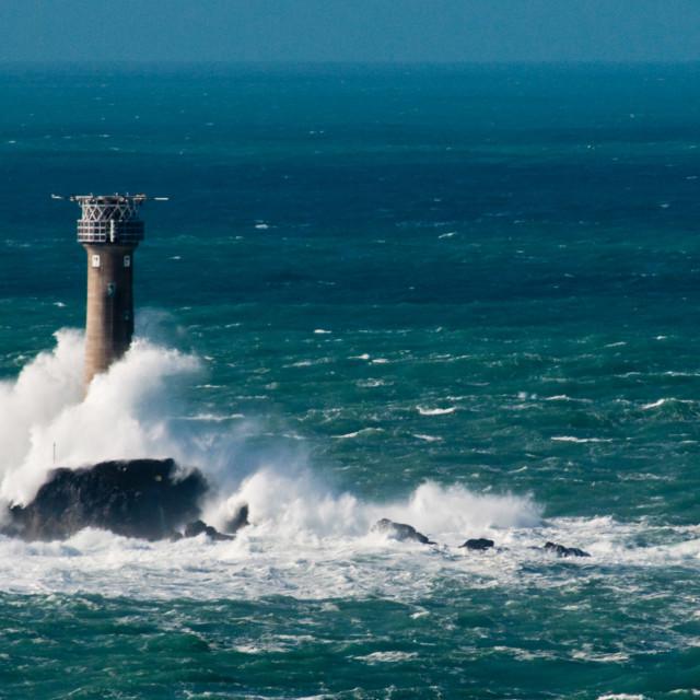 """""""Sea spray"""" stock image"""