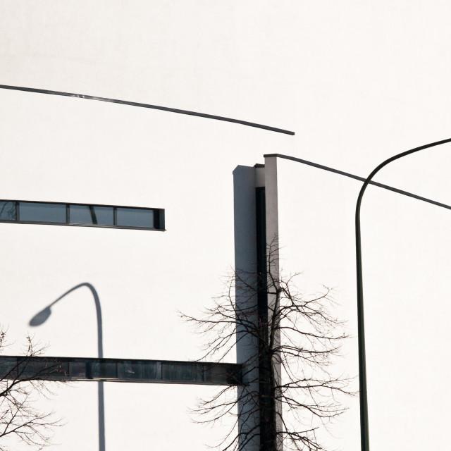 """""""Almost Bauhaus"""" stock image"""