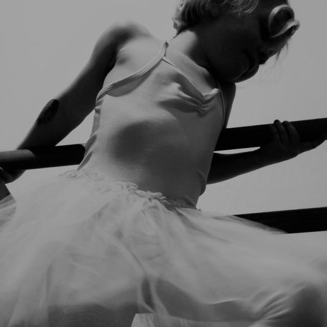 """Ballerina"" stock image"