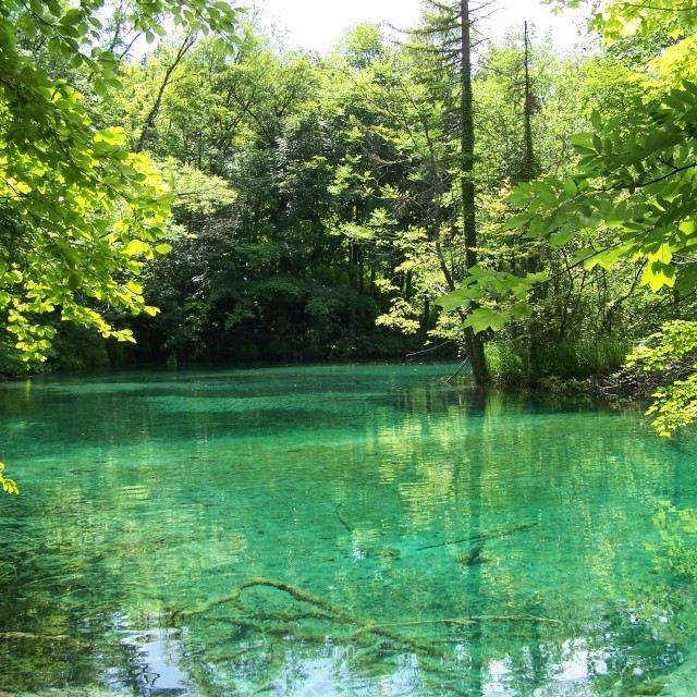 """Plitvička jezera"" stock image"