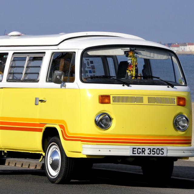 """Magic Bus"" stock image"