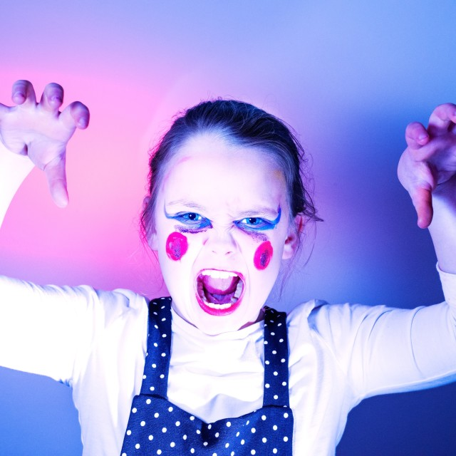"""""""The 'other' Scream"""" stock image"""