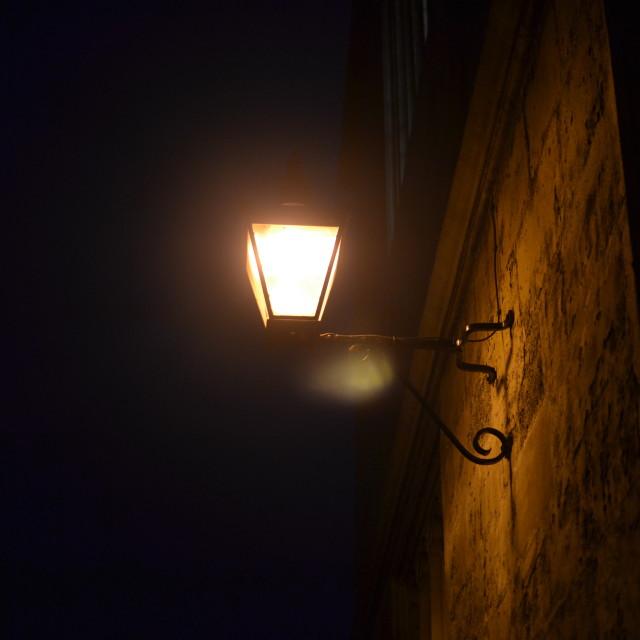 """Night light"" stock image"