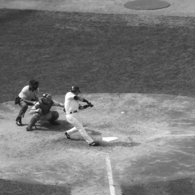 """""""Yankee Stadium"""" stock image"""