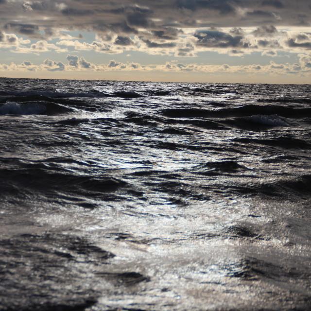 """""""Lake Erie"""" stock image"""