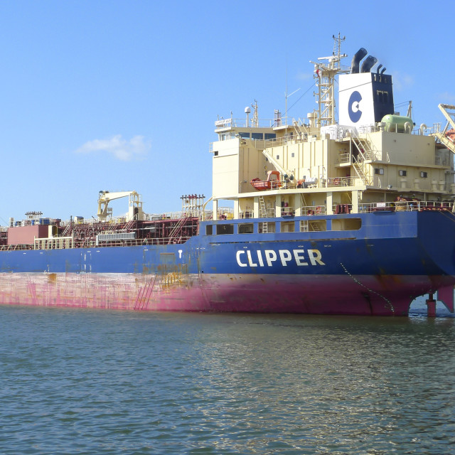 """""""Clipper Mari"""" stock image"""