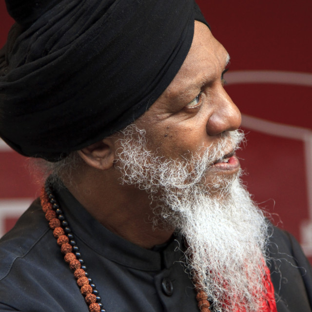 """""""Dr. Lonnie Smith"""" stock image"""