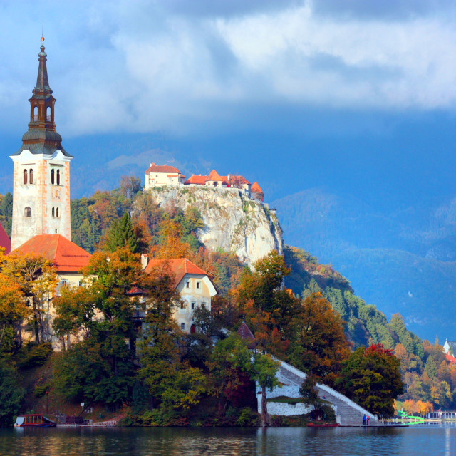 """Bled #2"" stock image"