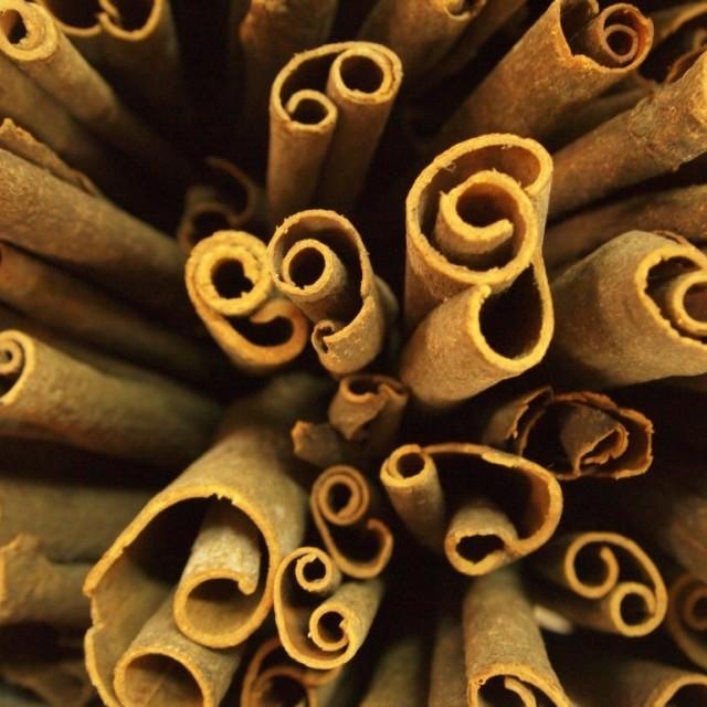 """Cinnamon"" stock image"