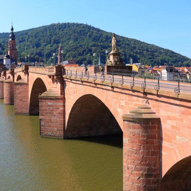 """Heidelberg"" stock image"