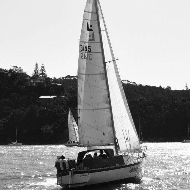 """Sailing"" stock image"