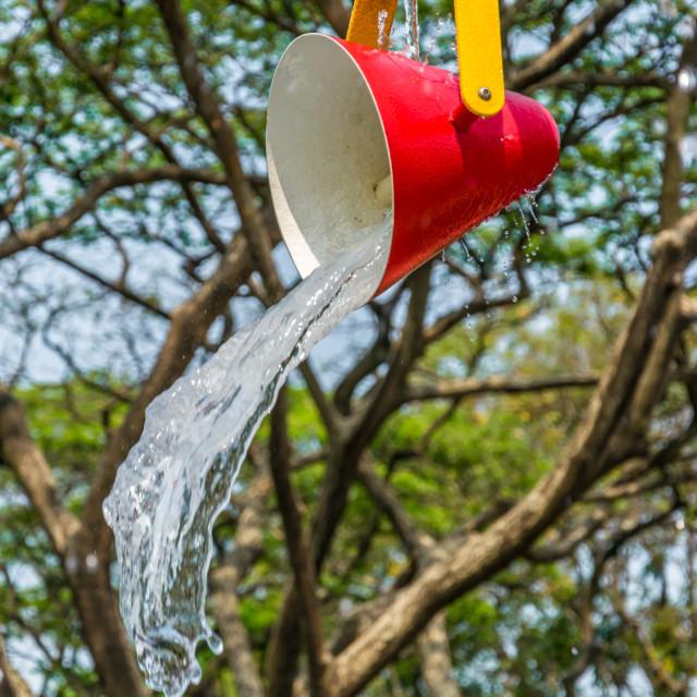 """water splash"" stock image"