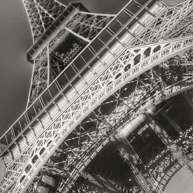 """Eiffel eyeful"" stock image"
