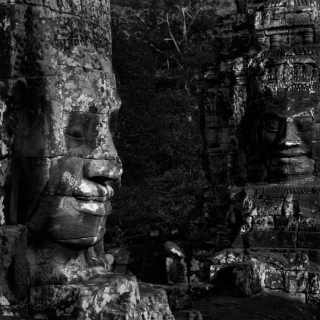 """Angkor Thom"" stock image"