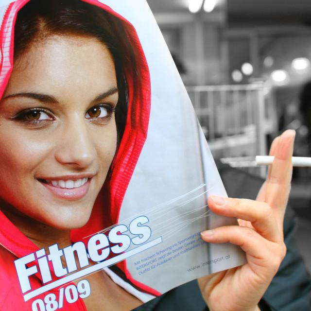 """Fitness"" stock image"
