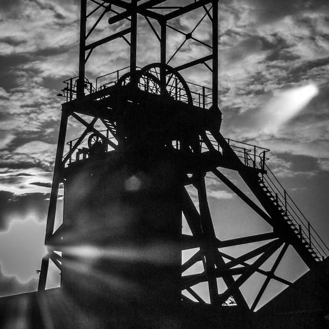 """Mining"" stock image"