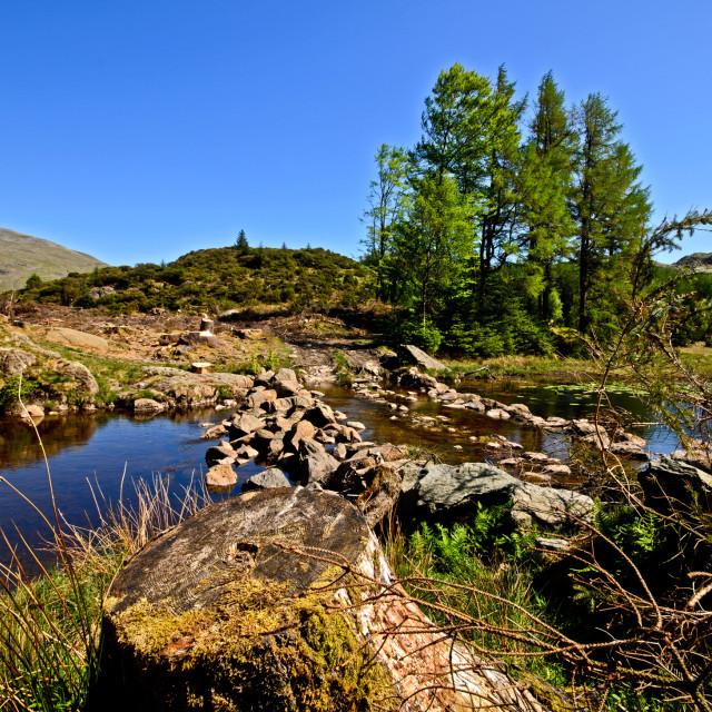 """""""Lake District,UK"""" stock image"""