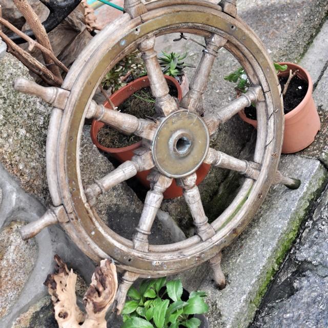 """The Wheel"" stock image"