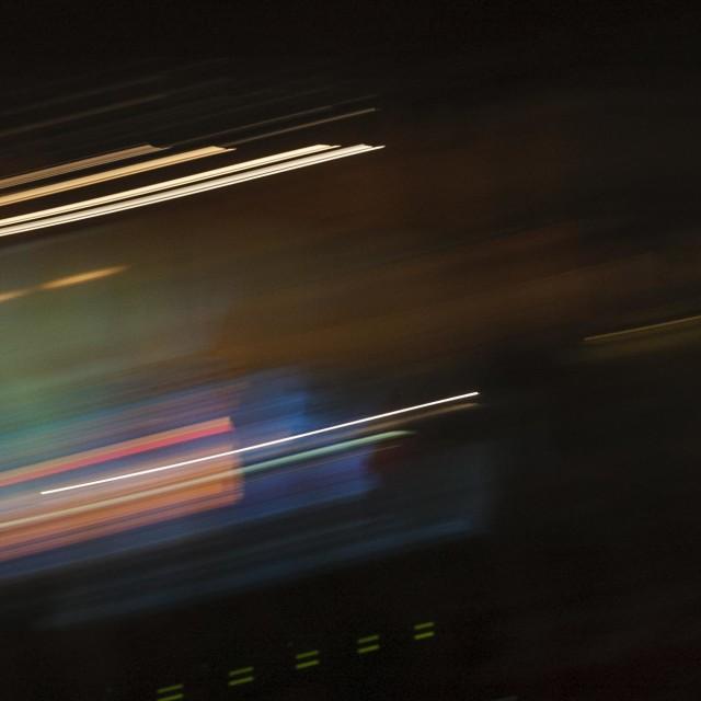 """Lights Four"" stock image"