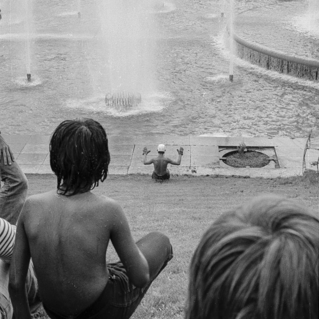 """Paris, 1977"" stock image"