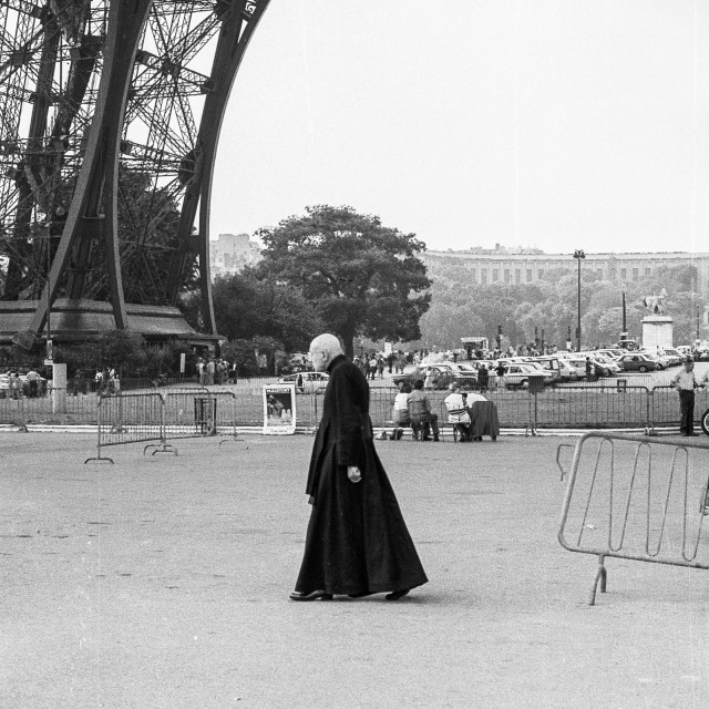 """Paris, 1977"" stock image"