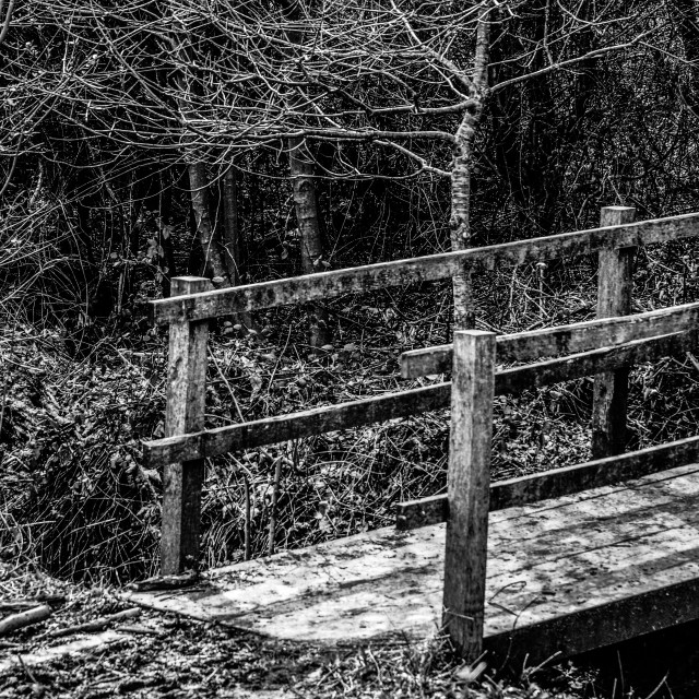 """Troll Bridge"" stock image"
