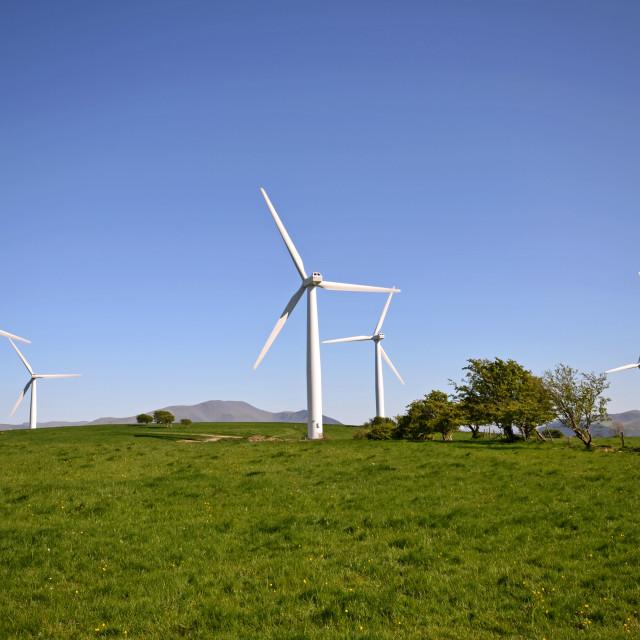 """Green Energy"" stock image"