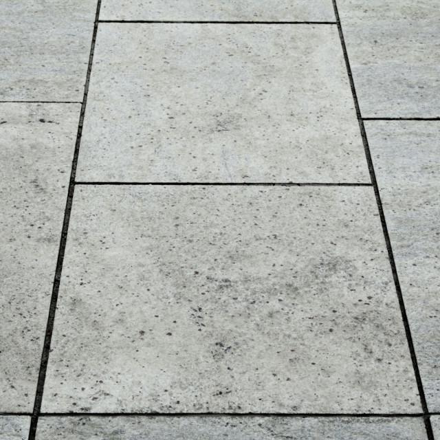 """Ground Stone Symmetry"" stock image"