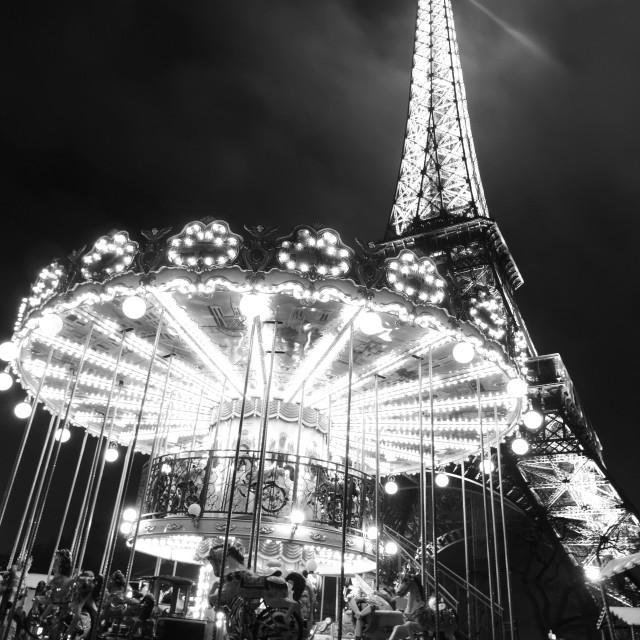 """""""Paris Fair"""" stock image"""