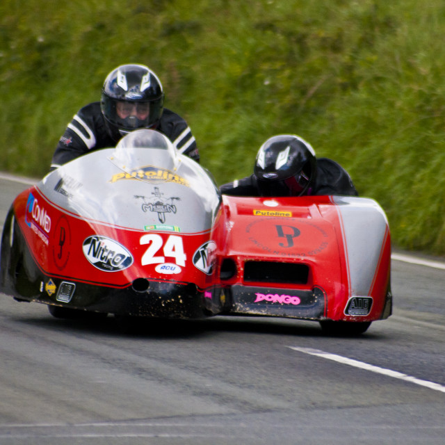 """Sidecars"" stock image"