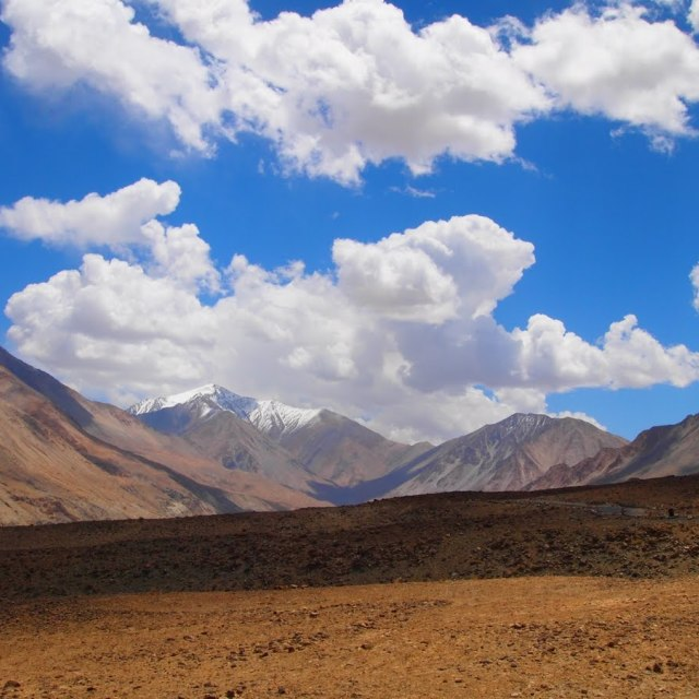 """Epic Leh Sky"" stock image"