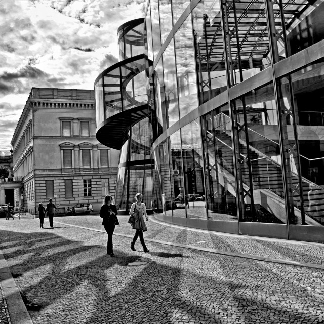 """PEI BUILDING BERLIN"" stock image"