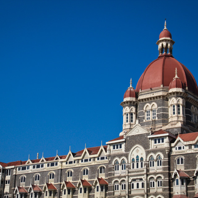 """The Taj Palace Mumbai, India"" stock image"