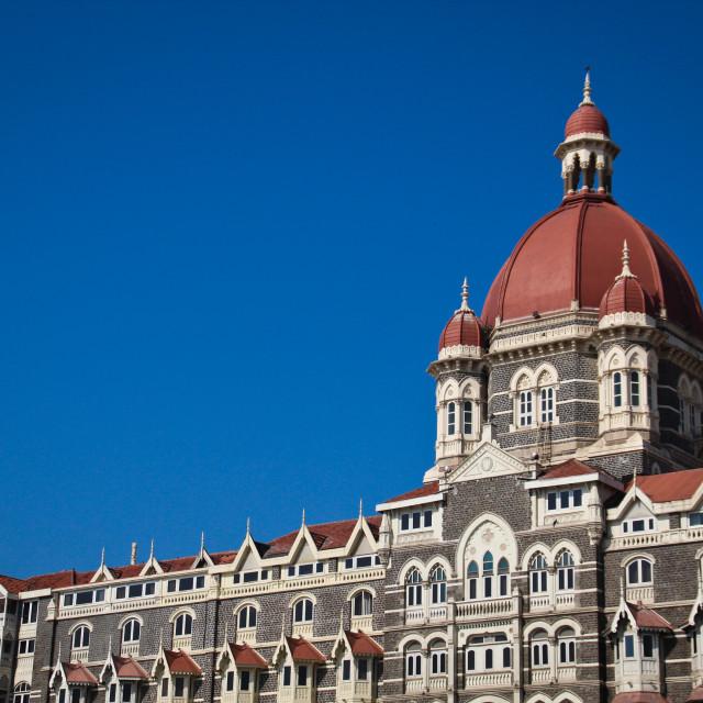 """The Taj Palace Mumbai, India"" stock image"
