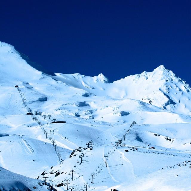 """Ski Resort"" stock image"