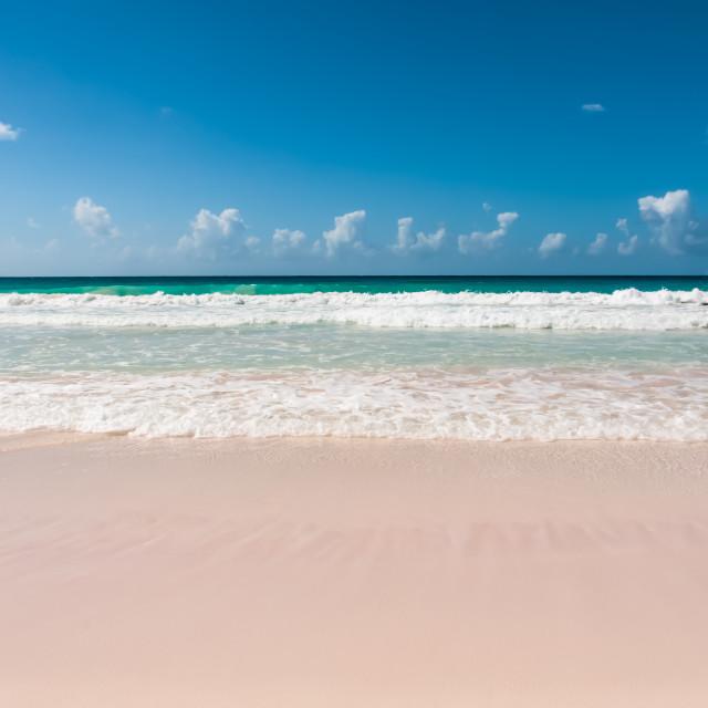 """Caribbean Dream Beach"" stock image"