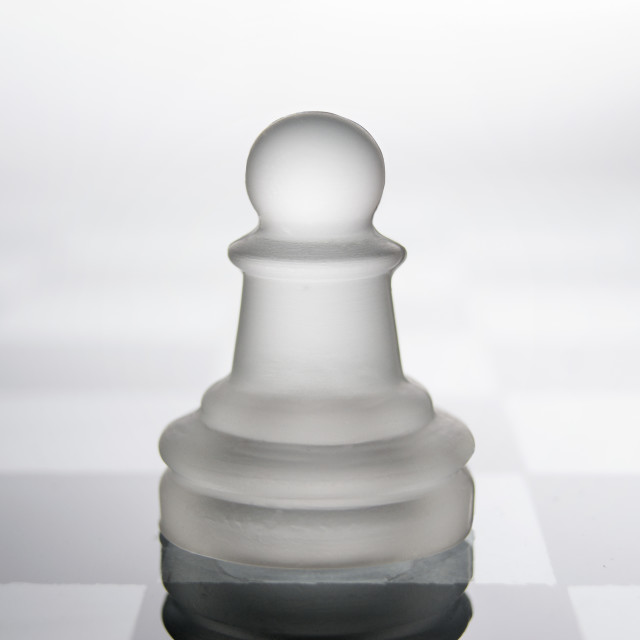 """Pawn"" stock image"